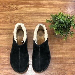 UGG Australia Wm's sz 8 Leather sheepskin SN 1757